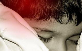 Bolest hlavy u dětí