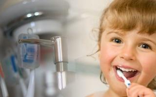 Jak pečovat o dětský chrup