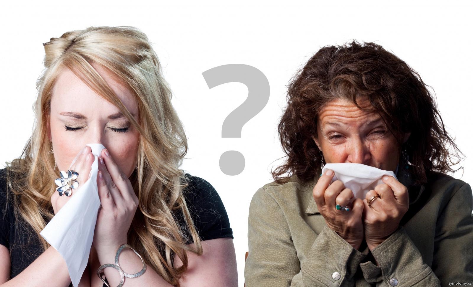 Angína nebo chřipka?