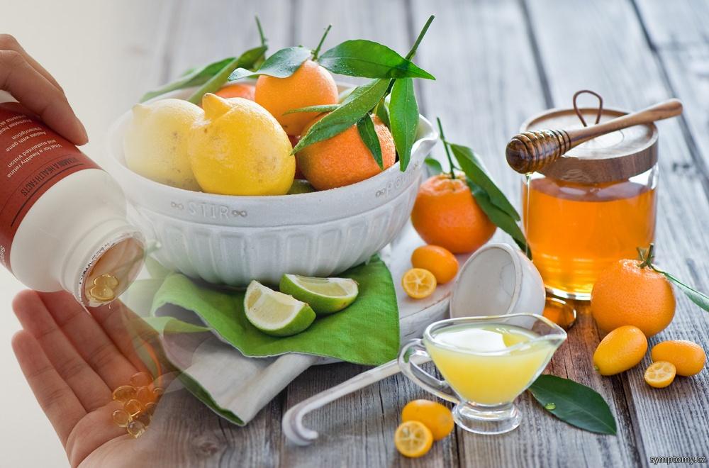Vitamíny pro tělo