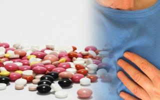Léky na srdce a cévy