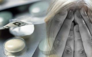 Psychofarmaka a léky na znecitlivění