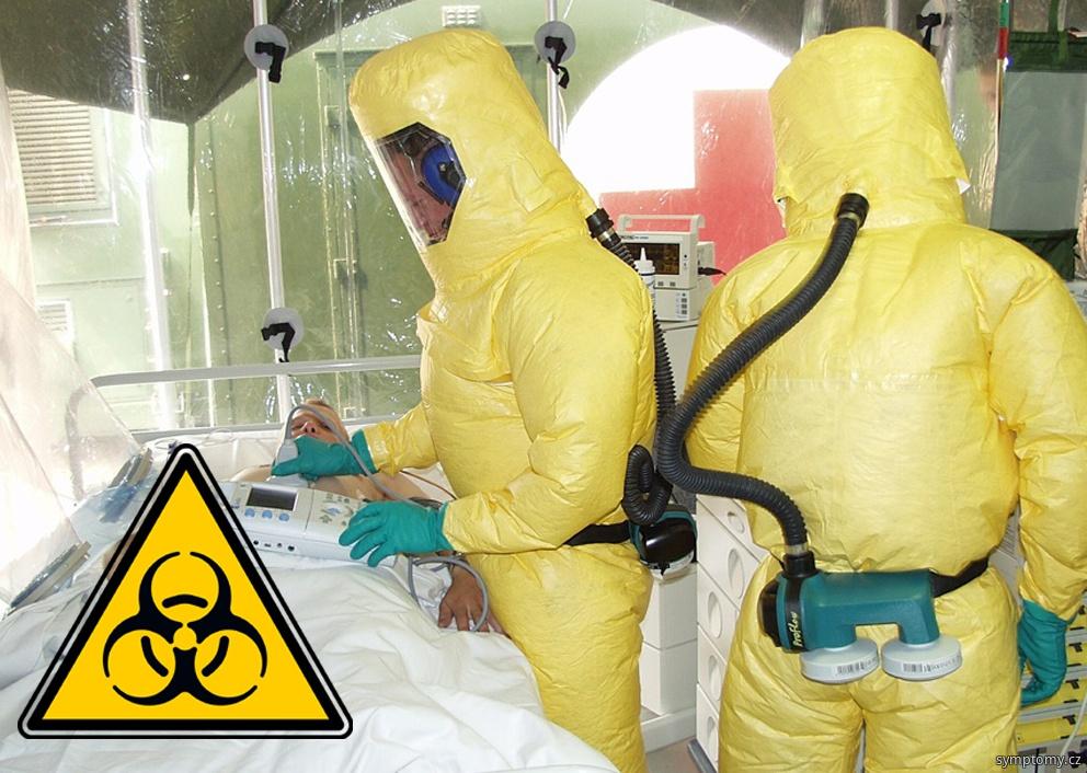 Infekční onemocnění bakterií Yersinia pestis - Mor