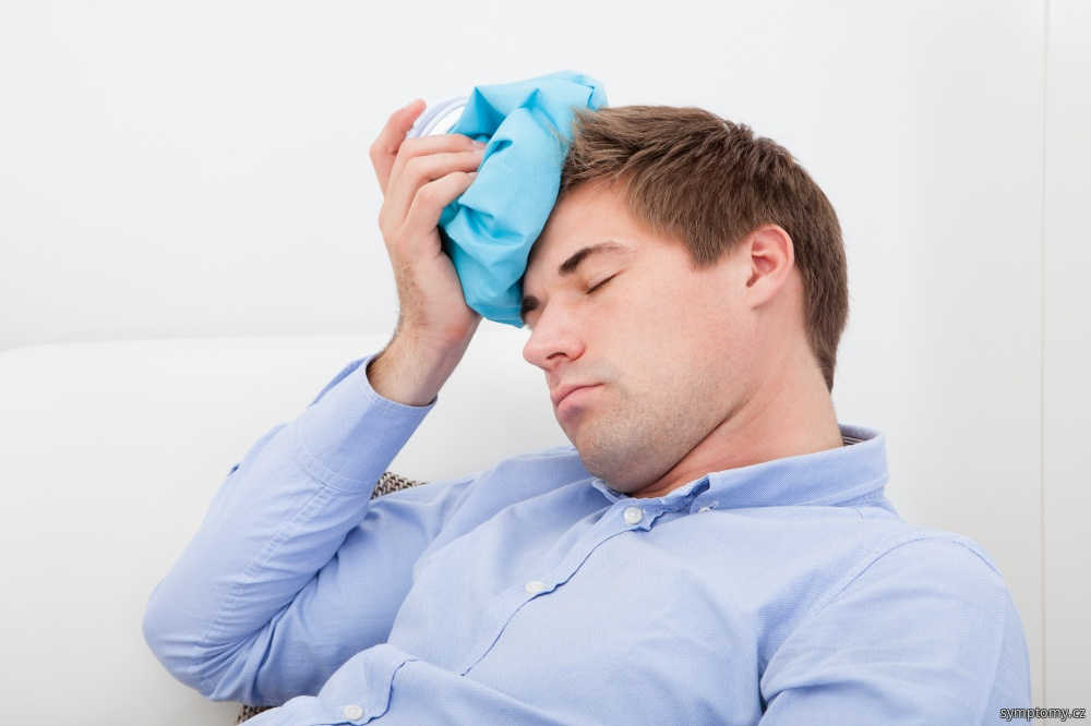 Úžeh a bolest hlavy