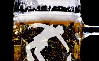 Otrava alkoholickými nápoji