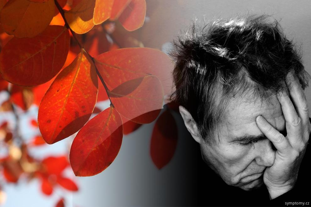 Deprese na podzim