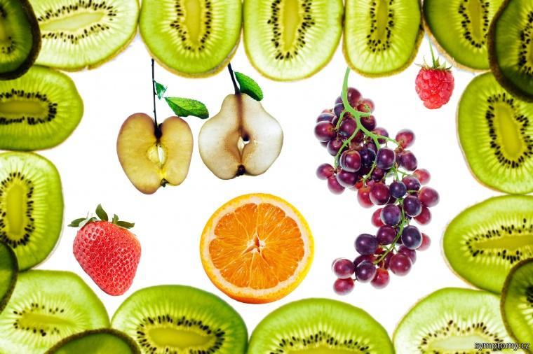 Antioxidanty v ovoci