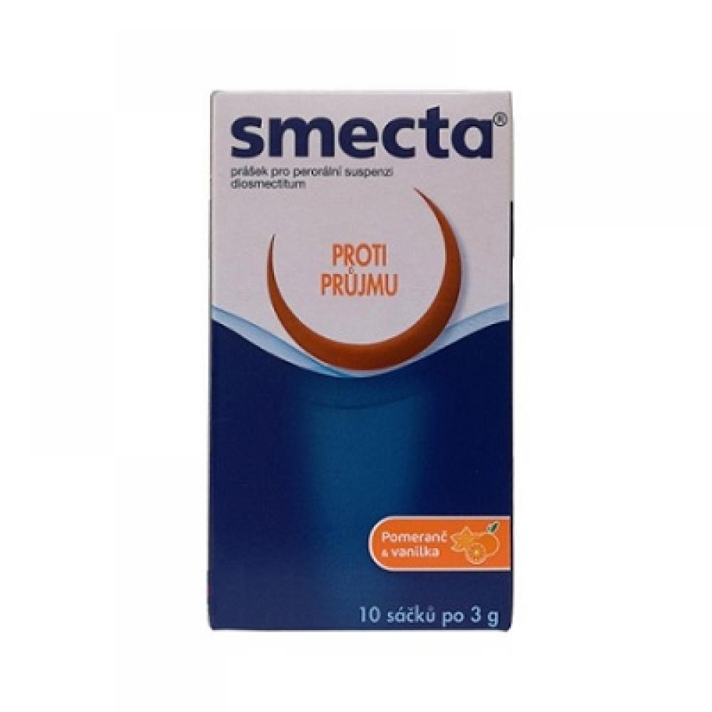 SMECTA 3G POR PLV SUS 10