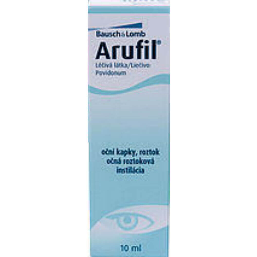 ARUFIL 20MG/ML OPH GTT SOL 1X10ML II