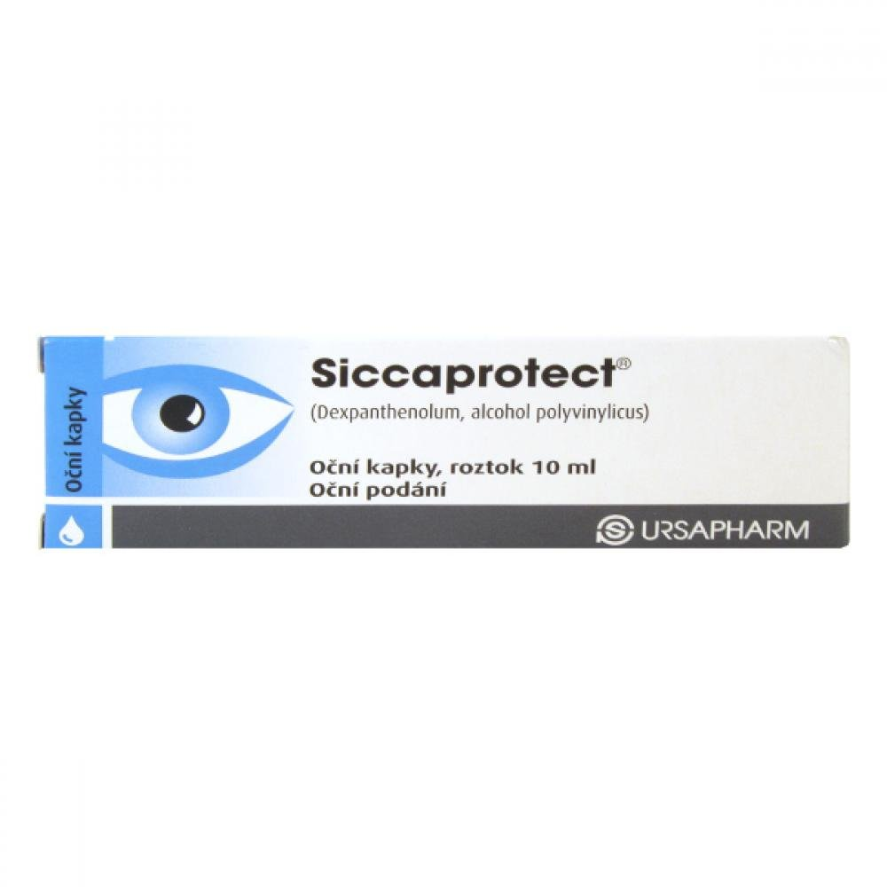 SICCAPROTECT 30MG/ML+14MG/ML OPH GTT SOL 1X10ML