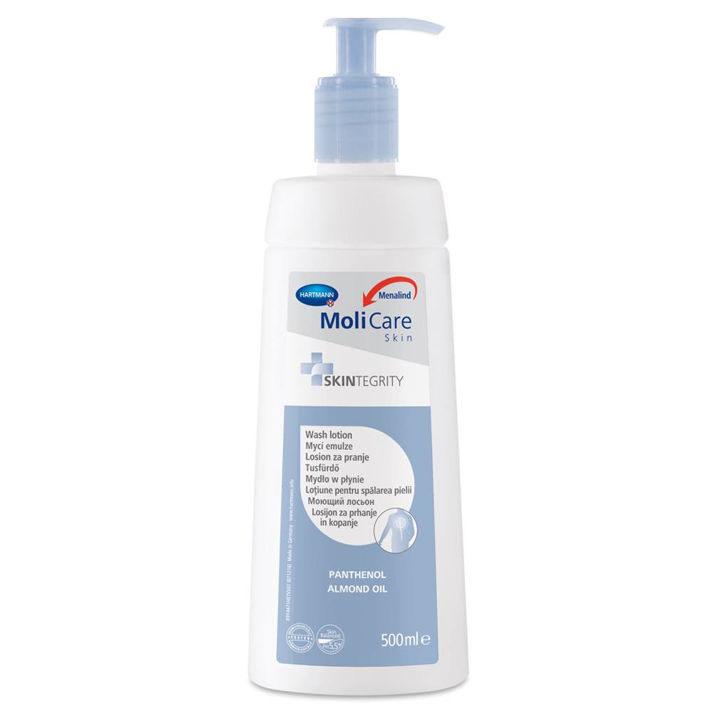 MoliCare Skin Mycí emulze 500ml (Menalind)