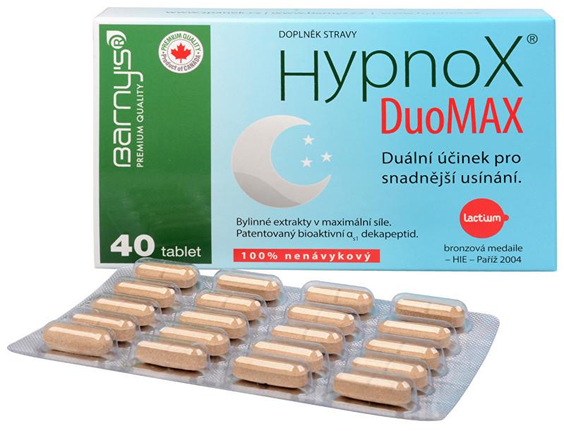 BARNY´S Hypnox DuoMAX 40 tablet