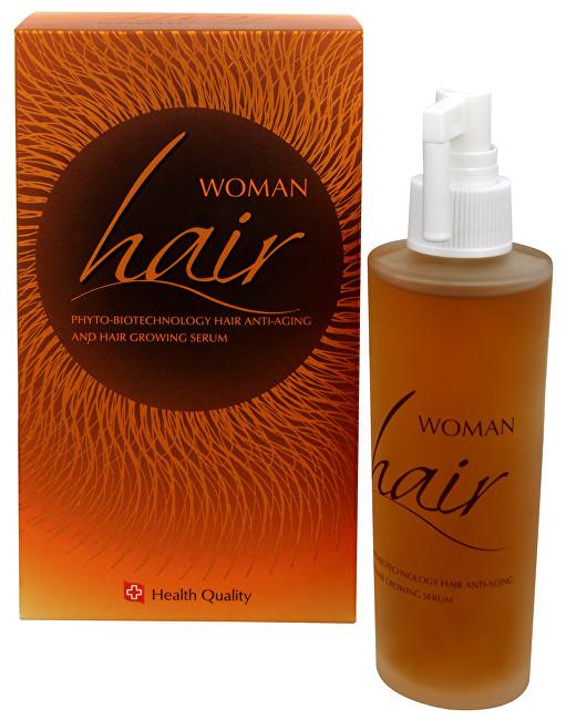 Herb Pharma Hair Woman - fyto-biotechnologické sérum na omlazení a podporu růstu vlasů pro ženy 125 ml