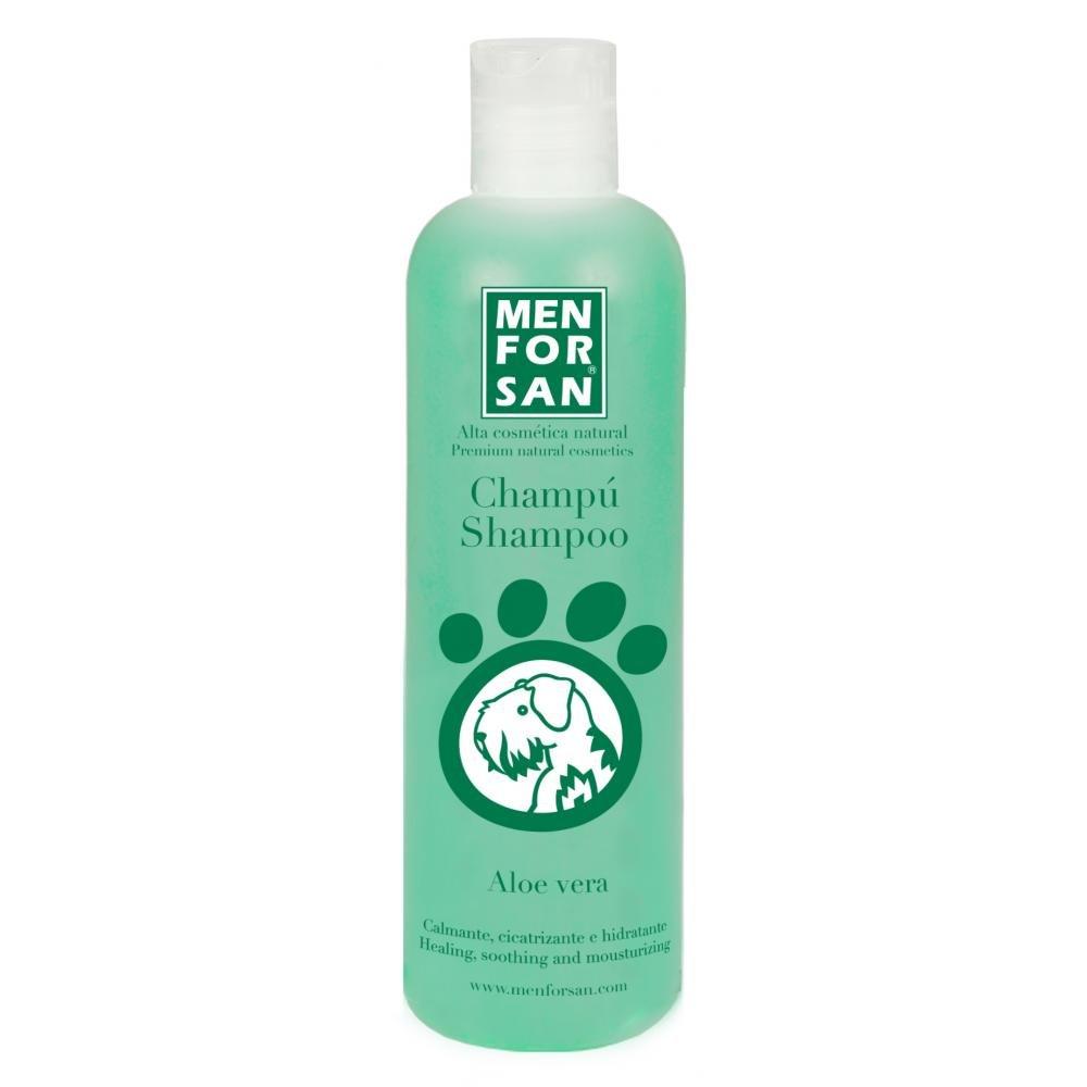 MENFORSAN Zklidňující šampon s Aloe Vera pro psy 1000 ml