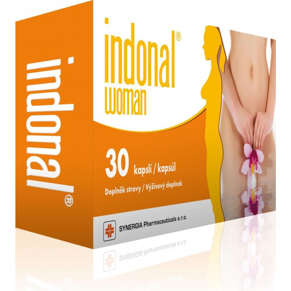 Synergia Indonal Woman 30 kapslí