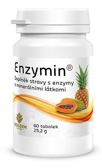 Goldim Enzymin 60 kapslí