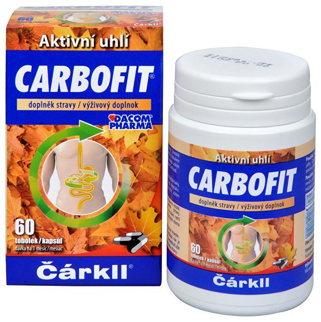 Dacom Pharma Carbofit 60 tabl.