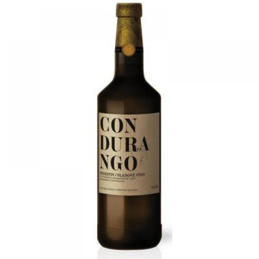 HERBADENT Condurango sladové víno 750 ml