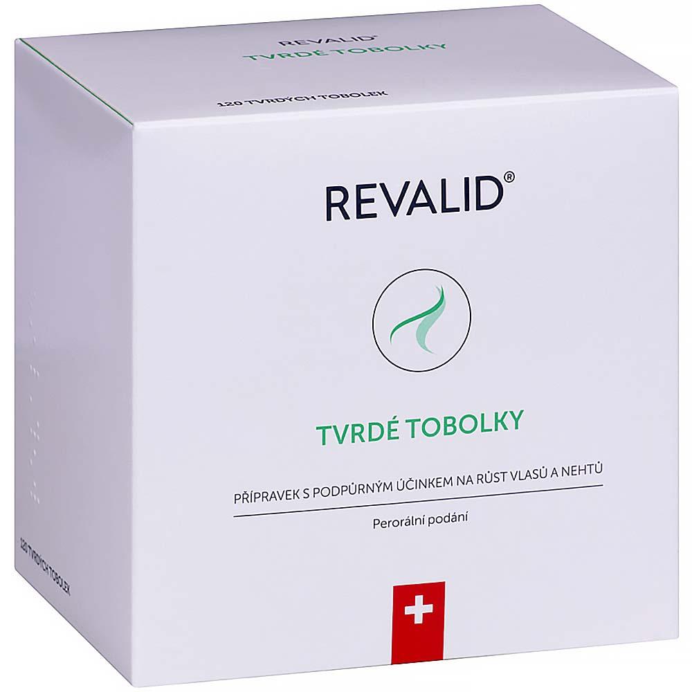 REVALID 120 Tobolek pro zdravé vlasy