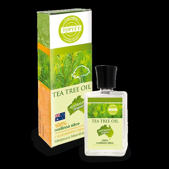 GREEN IDEA Tea tree oil - 100% silice 10ml