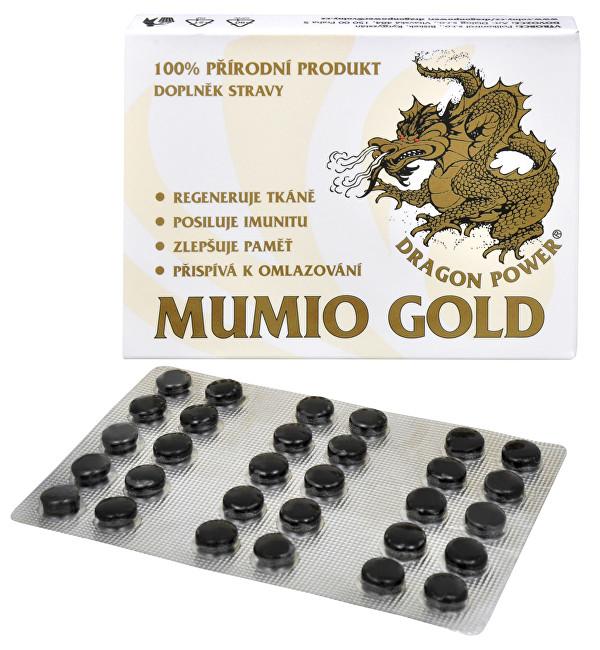 Art-Dialog Dragon Power - Mumio Gold 30 tbl.