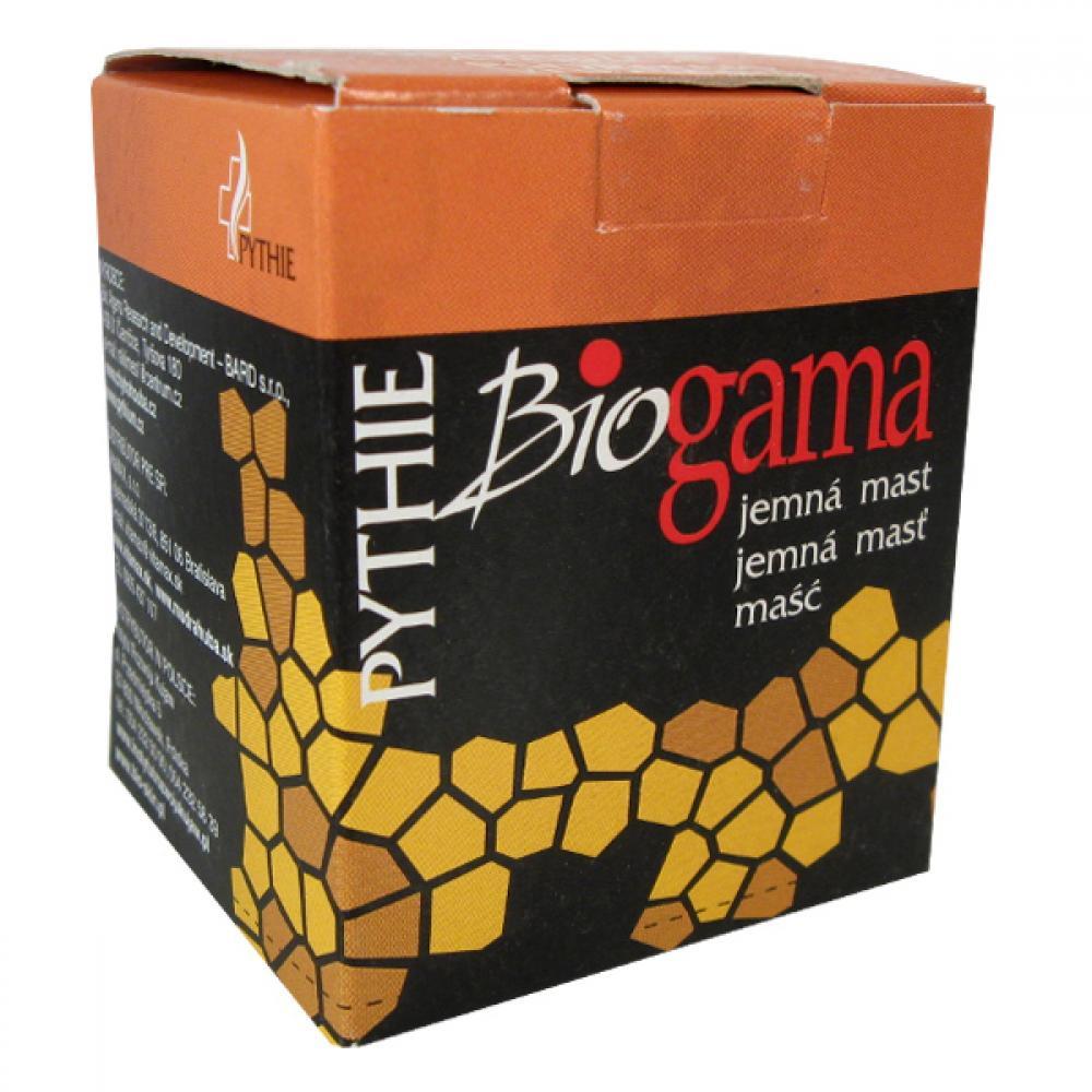 Pythie Biogama jemná mast 50ml