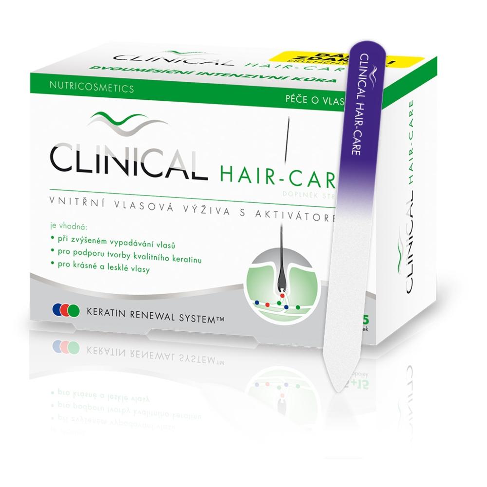 Clinical Clinical Hair-care 45 tob. + 15 tob. ZDARMA