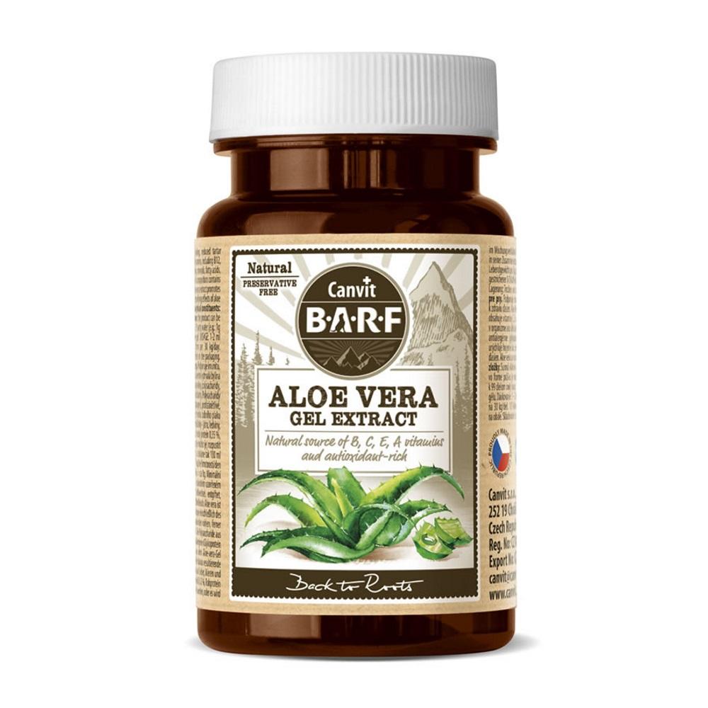 CANVIT BARF Aloe Vera sušený gel pro psy 40 g