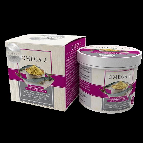 GREEN IDEA Omega 3 - 18% EPA, 12% DHA