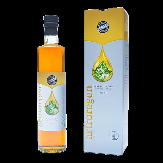 TOPVET Artroregen premium kloubní výživa 500ml