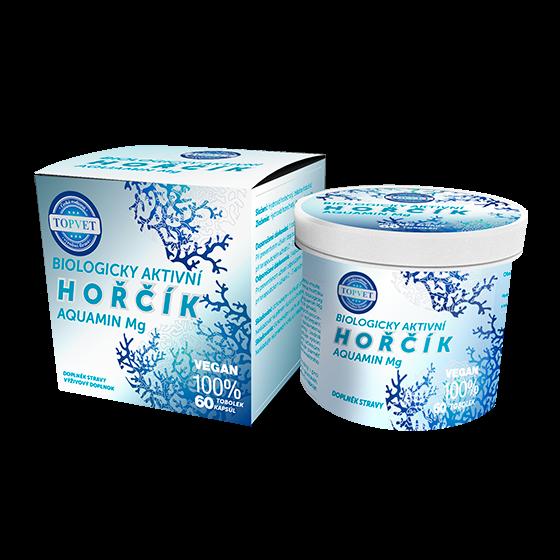 TOPVET Hořčík - Aquamin