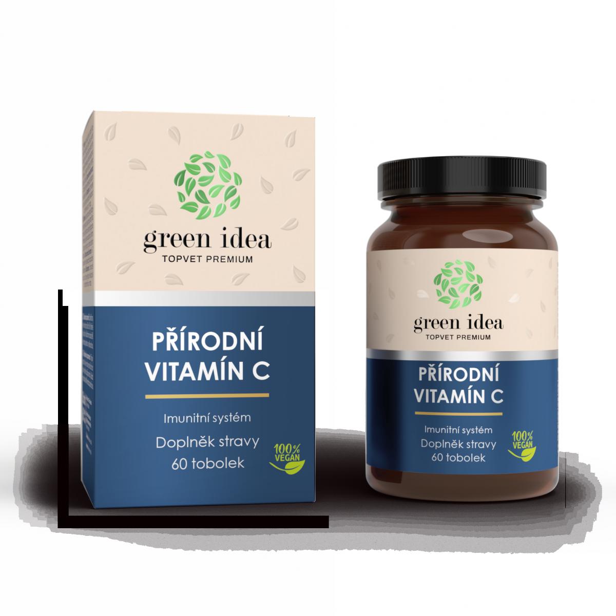 TOPVET Přírodní vitamín C