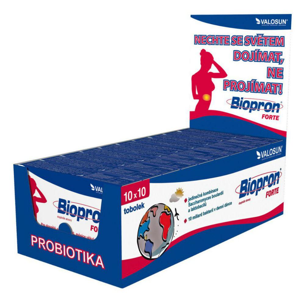 WALMARK Biopron Forte Box 10x10 tablet