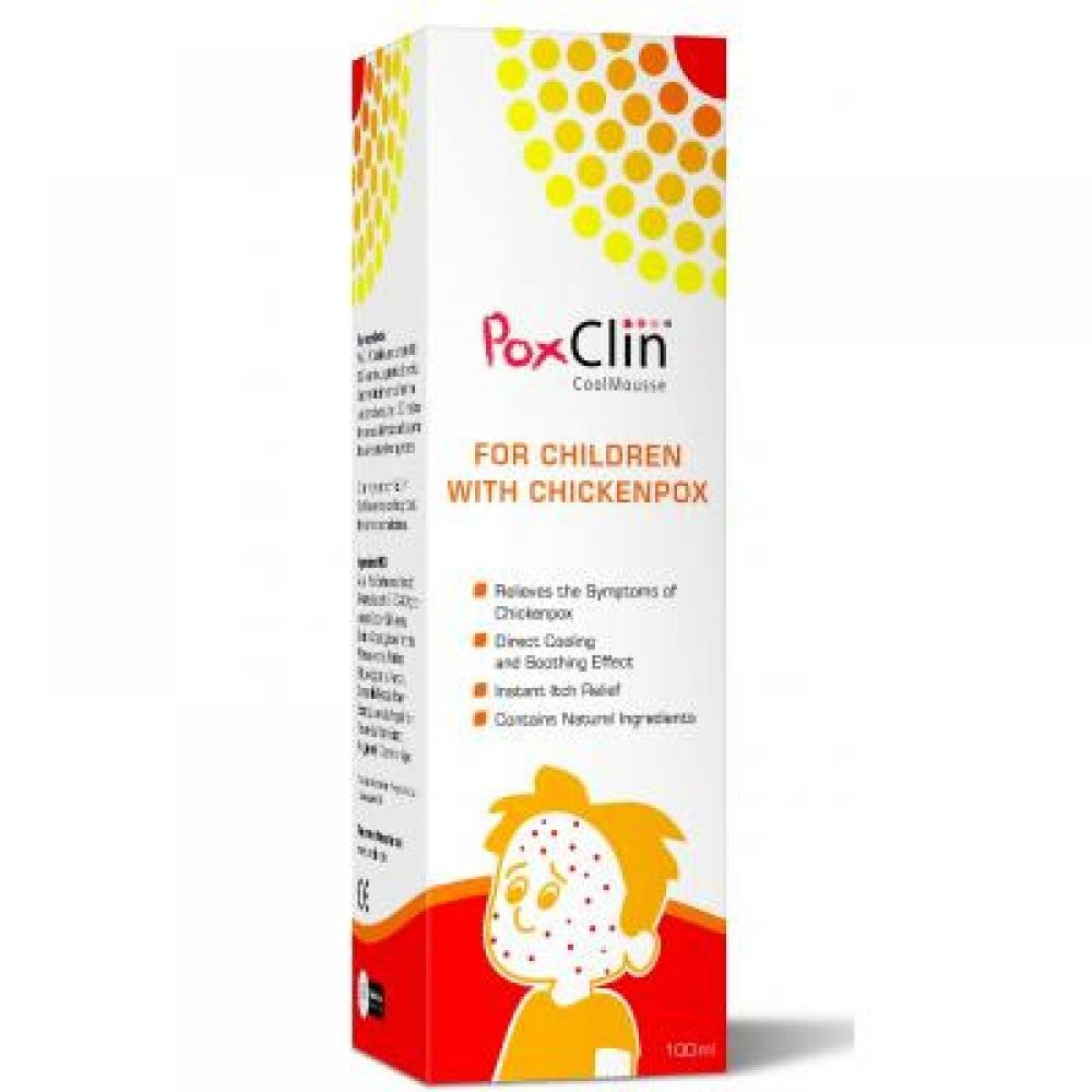 PoxClin Chladivá pěna 100 ml