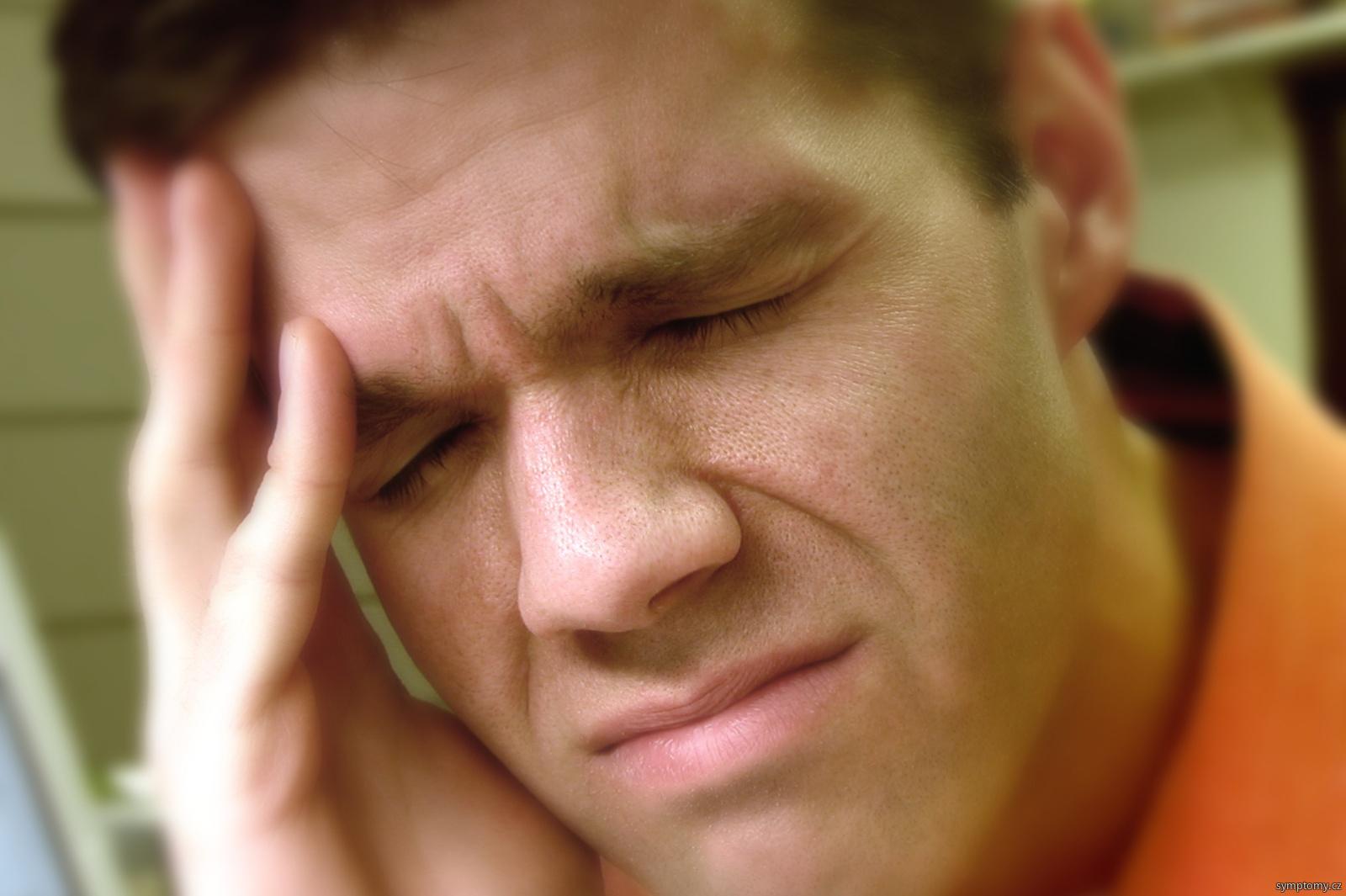 Bolest hlavy při chřipce