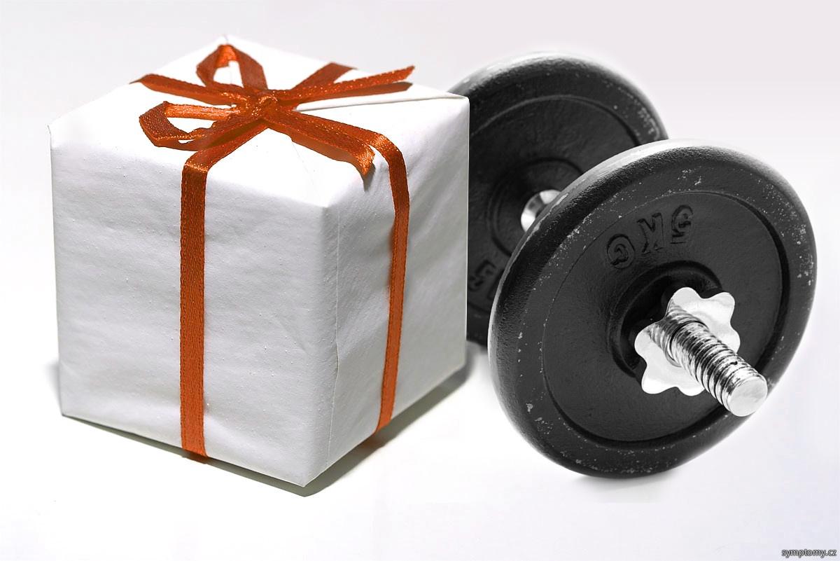 Fitness dárek