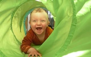Vývoj dítěte do 1. roku