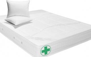 Zdravotní matrace pro bolavá záda