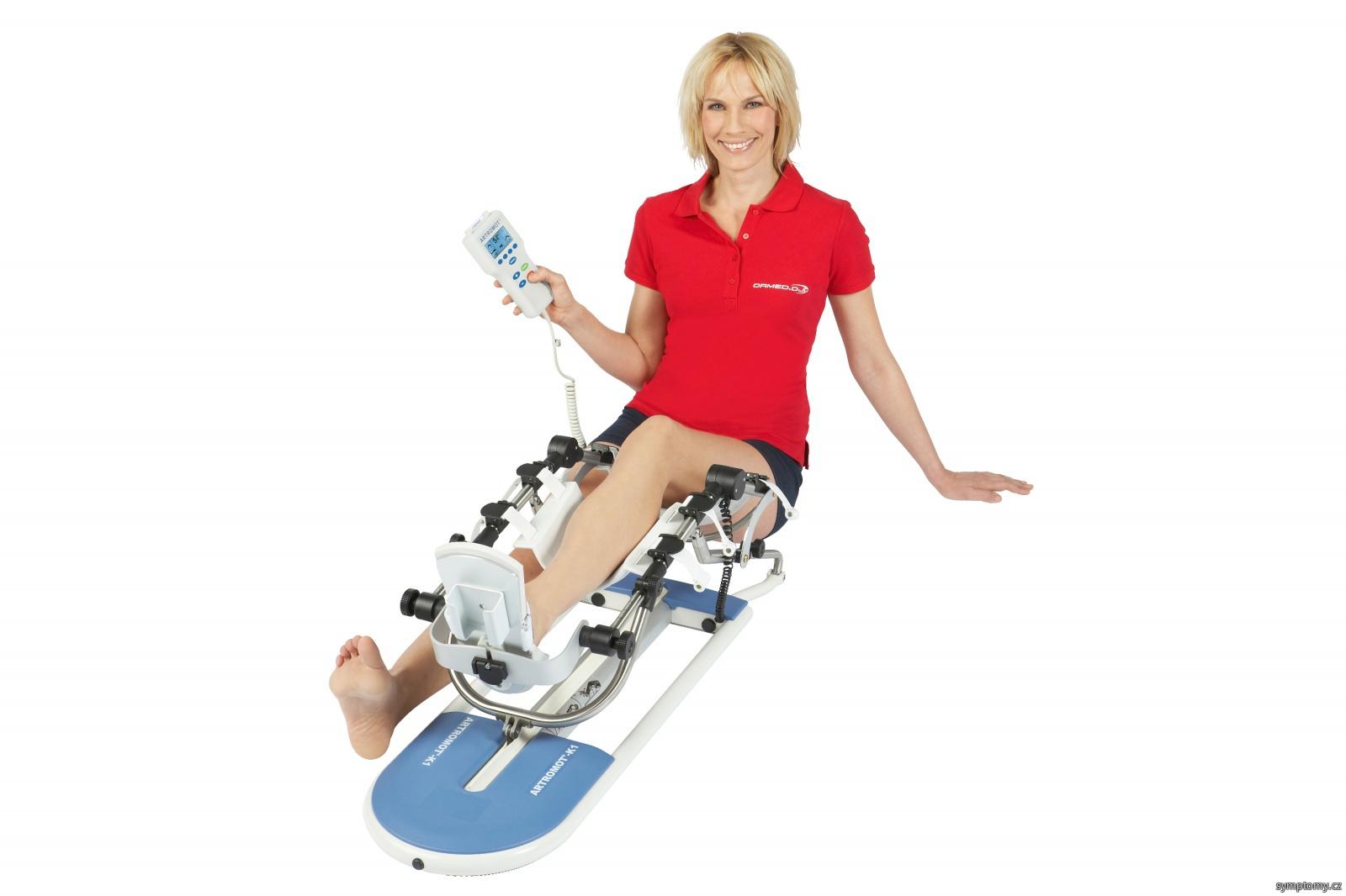 motodlaha pro efektivní rehabilitaci